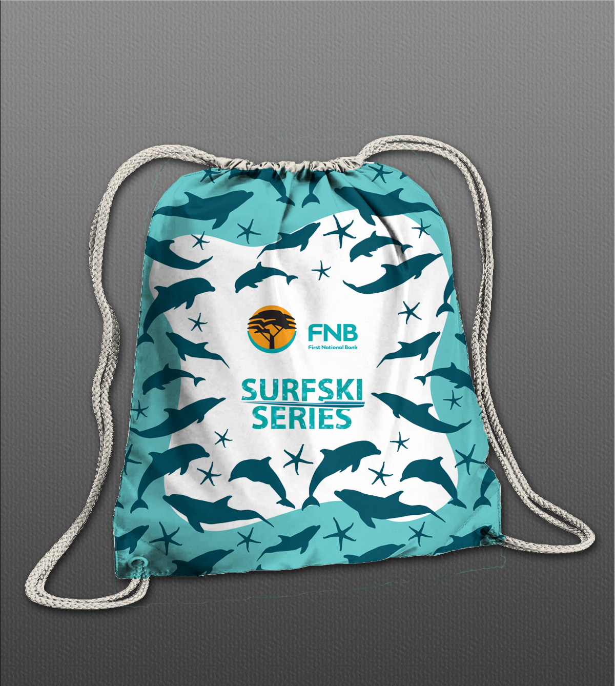 SURFSKI SERIES square bag 9